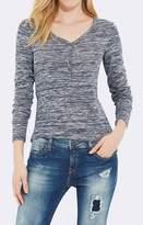 Mavi Jeans Long Sleeve Henley