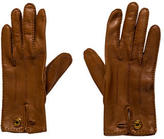 Hermes Lambskin Gloves
