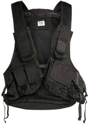 C.P. Company Multi-Pocket Harness Vest