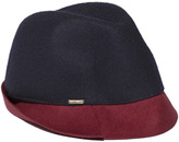 Vince Camuto Two Tone Small Fedora