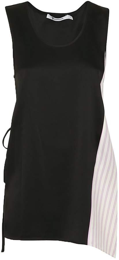 Alexander Wang Striped Detail Dress
