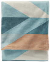 Pendleton Pima Canyon Organic Cotton Jacquard Queen Blanket