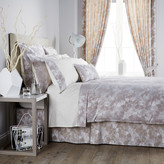 Christy Mosaic Taupe Duvet Cover - Super King