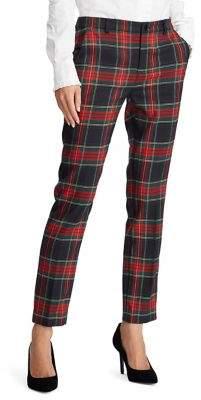 Lauren Ralph Lauren Plaid Suit Pants