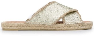 Castaner Palmera slip-on sandals