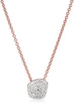 Monica Vinader Nura Mini Nugget Necklace