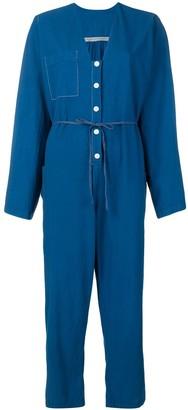 Raquel Allegra Utility Boiler Suit