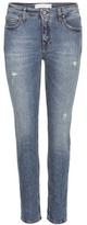 Victoria Beckham Denim Ankle Slim Jeans