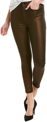 Seven For All Mankind 7 For All Mankind Gwenevere Copper High-Rise Ankle Cut