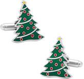 Cufflinks Inc. Men's Christmas Tree Cufflinks