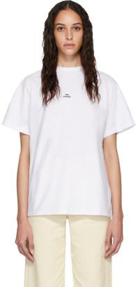 Won Hundred White Brooklyn T-Shirt