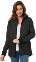 Rip Curl Womens Alive Wool Poloar Fleece Jacket Black