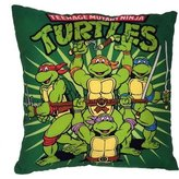 "Nickelodeon Teenage Mutant Ninja Turtles Nap Pillow Decorative TMNT 10""x10"""