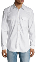 7 For All Mankind Western Flap Pocket Sportshirt