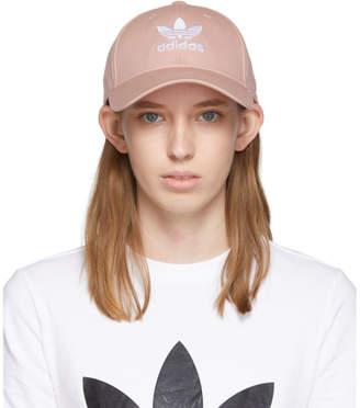 adidas Pink Trefoil Baseball Cap