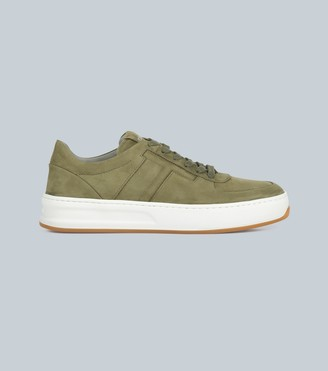 Tod's Suede low-top sneakers