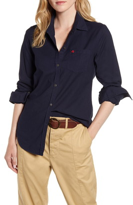 Alex Mill Standard Garment Dyed Oxford Shirt