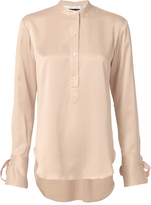 Rag & Bone Dylan Tie Sleeve Blouse