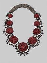 Multi-Stone Bib Necklace