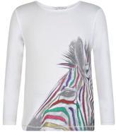Marc Jacobs Children Girls Rainbow T Shirt