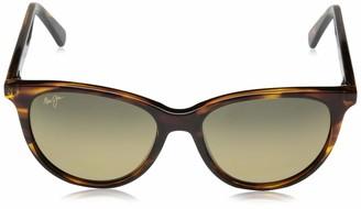 Maui Jim Women's Cathedrals Polarized Round Sunglasses