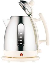 Dualit 1.5L Jug Kettle Canvas White