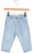 Burberry Boys' Mid-Rise Straight-Leg Jeans