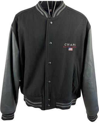 Polo Ralph Lauren Black Wool Jackets