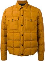 Ami Alexandre Mattiussi Snap-Buttoned Jacket - men - Feather/Polyimide - XS