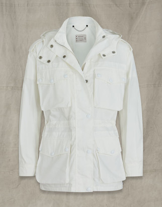 Belstaff LANDING JACKET White UK 4 /