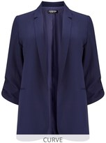 Fashion Union Curve Blazer