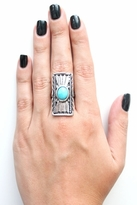 Vanessa Mooney Open Road Ring in Silver