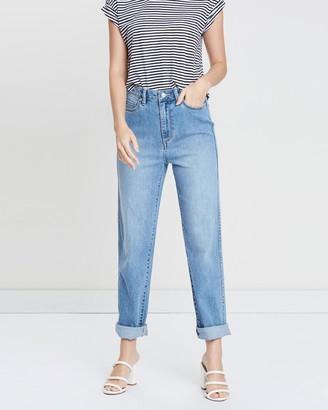 Lee Hi Mom Jeans