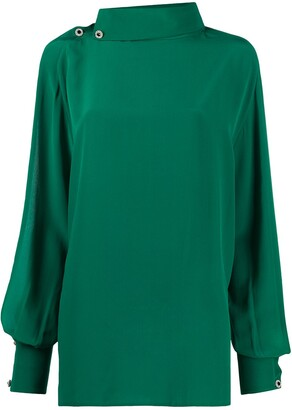 Christopher Kane Arm Slit Blouse