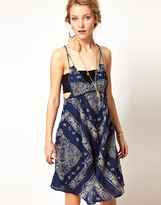 Denim & Supply Ralph Lauren By Ralph Lauren Bandana Print Dress