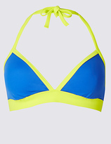 M&S Collection Triangle Bikini Top