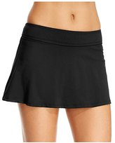 Anne Cole Women's Rock Skirt Bikini Bottom