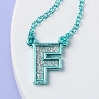 Girls' 'F' Necklace - More Than MagicTM