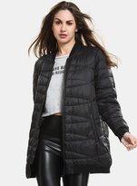 Escalier Women`s Winter Ultralight Base Long Down Jacket Coat