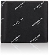Balenciaga Men's Logo Classic Square Wallet