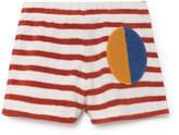 Bobo Choses Striped Sweat Shorts