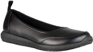 Emeril Lagasse Footwear Emeril Lagasse Womens Slip-Resistant Leather Skimmers -Julia
