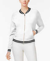 Grace Elements Knit Bomber Jacket