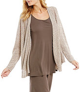 Eileen Fisher Angel Front Cardigan