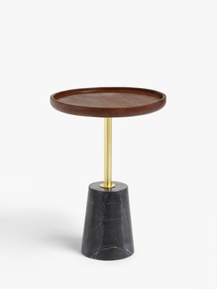 Design Project by John Lewis No.318 Marble Side Table