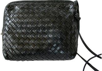 One Kings Lane Vintage Bottega Veneta Woven Crossbody Bag - The Emporium Ltd.