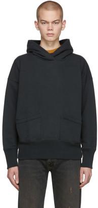 Levi's Clothing Black 1950s Hoodie