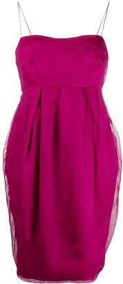 Valentino Pre-Owned short balloon dress