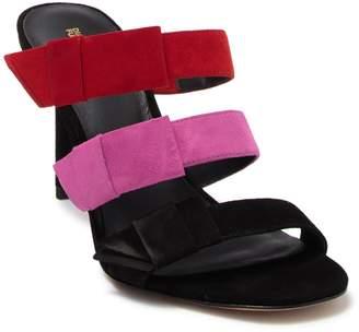 Diane von Furstenberg Amari Triple Strap Sandal