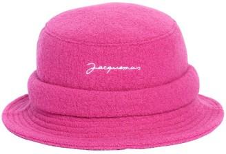Jacquemus Le Bob Wool Teddy Hat